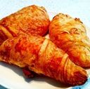 Croissants at Bread & Sons Bakery