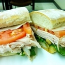 Sandwiches at Pesto's Deli