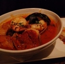 Bouillabaisse at Back Lane Café