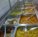 Lunch Buffet at Golden India