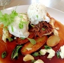 Weekend Brunch at Odile