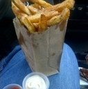 Fries at S&G Fries