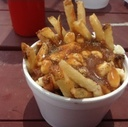 Poutine at Taters