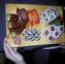 Sushi at Ichibei