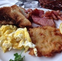 Weekend Brunch at Von's Bistro