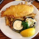 Fish and Chips at Lapointe Fish
