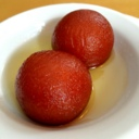 Gulab Jamun at Golden Tiffin