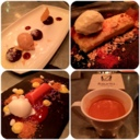 Dessert at Fauna Food + Bar