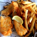 Fish and Chips at Joey's Urban