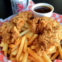 Fried Chicken at Crispy's