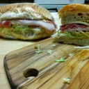 Sandwiches at DiRienzo Foods