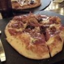 Pizza at Crust & Crate Public House