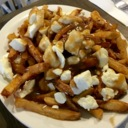 Poutine at St-Albert Cheese Co-op