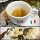 Coffee at La Bottega Nicastro