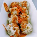 Momos at The Momo Spot