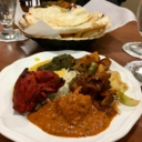 Lunch Buffet at India Curry and Kebab House