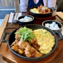 Korean Fried Chicken at Table SODAM