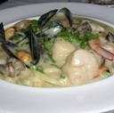 Fettucine at Arome