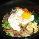 Bibimbap at Bulgogi Garden