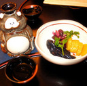 Japanese Pickled Vegetables at Ichibei