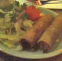 Spring Rolls at Sweet Basil