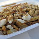 Poutine at Crispy Chips
