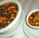 Hot and Sour Soup at Royal Treasure