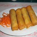 Spring Rolls at Mee Xim